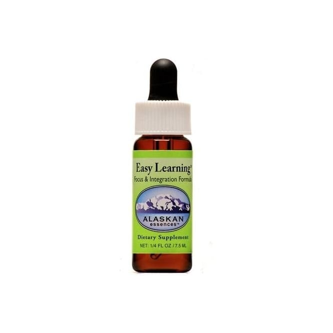 Alaskan Easy Learning Combination Flower Essence Oral 7.5ml (Stock)
