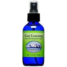 Alaskan Easy Learning Sacred Spray 120ml (Promote, Clarity, Inspiration)