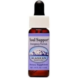 Alaskan Soul Support Combination Flower Essence Oral Formula 7.5ml (Stock)