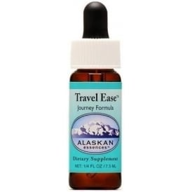Alaskan Travel Ease Combination Flower Essence Oral Formula 7.5ml (Stock)