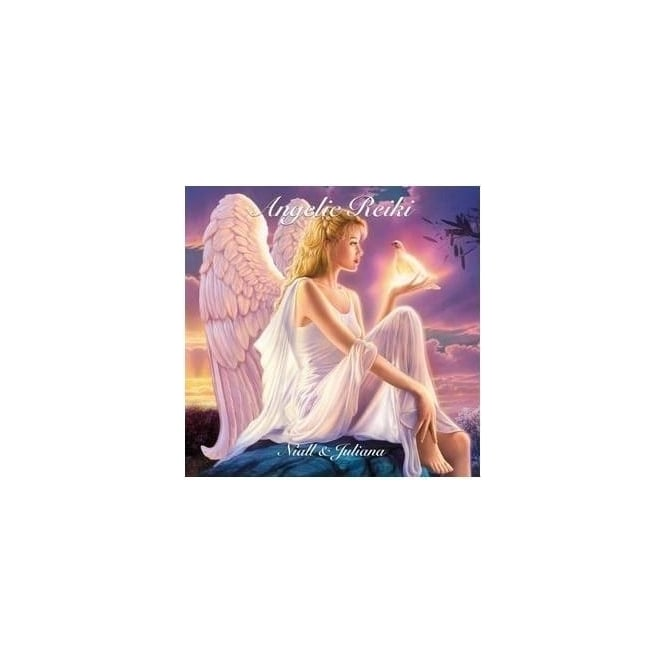 Angelic Reiki by Niall (CD)