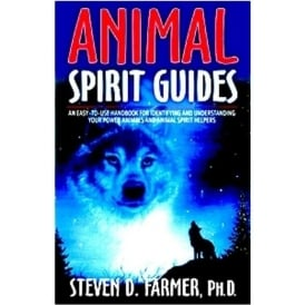 Animal Spirit Guides Book by Steven Farmer (Paperback)