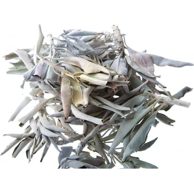 Californian White Sage Clusters Approx (1LB-450g) Bulk Bag