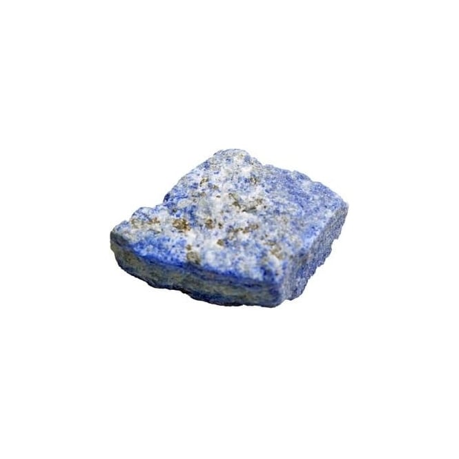 "Rough Lapis Lazuli ""Communication Stone"" (SML)"