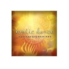 Exotic Dance by Anugama (CD)