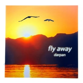 Fly Away by Darpan Featuring The Pachamama Song (CD)