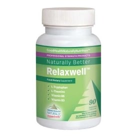 Good Health Naturally Relaxwell® - Professional Strength Super Nutrient Formula 90 caps