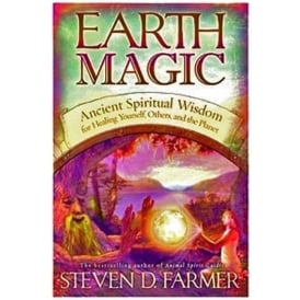 Earth Magic Book by Steven Farmer