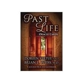 Past Life Oracle Cards A 44-Card Deck and Guidebook
