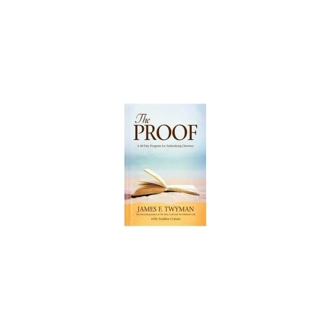 Hay House The Proof - A Course in Oneness (Hardback)