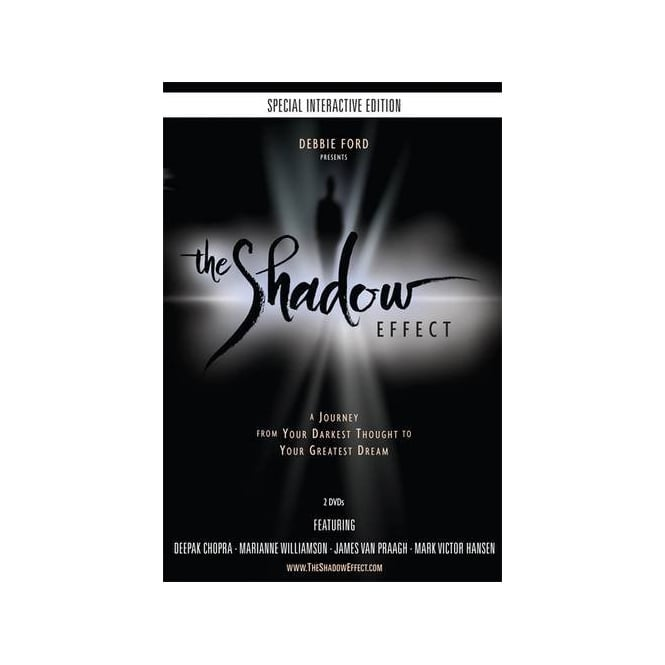 Hay House The Shadow Effect by Debbie Ford (DVD) with Extra Interactive DVD