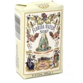 Lanman Peru Agua De Florida Water Soap 95g / 3.35 OZ.