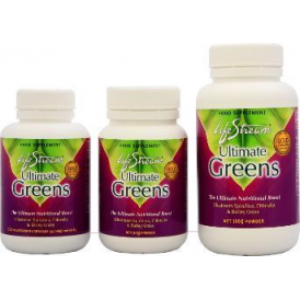 Life Stream Ultimate Greens 100caps
