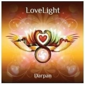 Love Light by Darpan (CD)