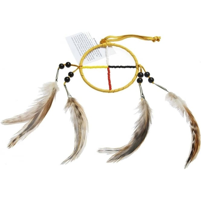 Native American Indian Irquois Four Directions Dream Catcher 4
