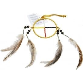 Irquois Four Directions Dream Catcher 4