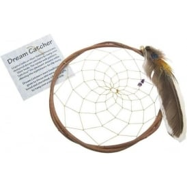 Native American Apache Willow Dream Catcher 8