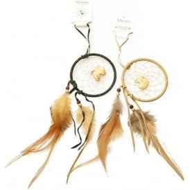 Native American Dream Catcher With Eagle Totem 3