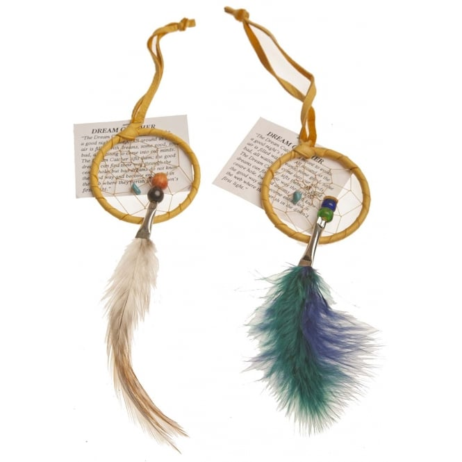 Native American Indian Native American Iroquois Dream Catcher (SML) 2.5