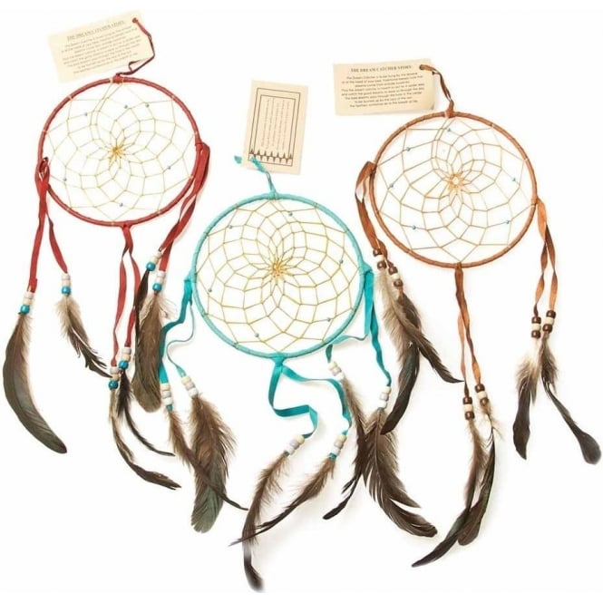 Native American Indian Navajo Dream Catcher 6