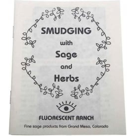 Smudging with Sage and Herbs