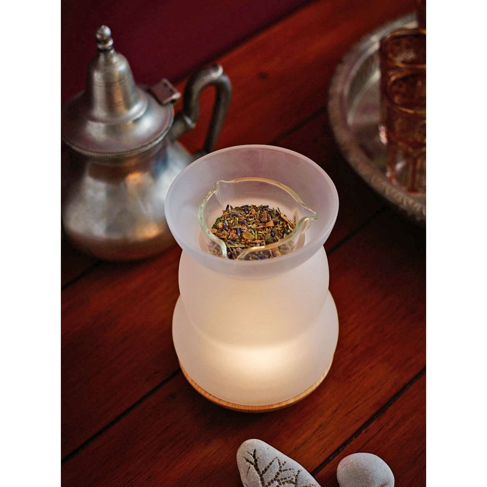 Natures design light lucerna incense burner oil diffuser white light lucerna incense burner amp oil diffuser white flower of life purity mightylinksfo