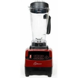 OPTIMUM 9200A Professional BLENDER Red - UK Plug