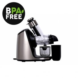 Optimum H3000: Most Advanced Slow Juicer – Longest Juicing Screw (UK Plug) BPA Free