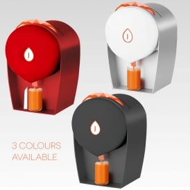 Optimum Juisir - Innovative Cold Press Juicer With Zero Cleaning & Maximum Juice