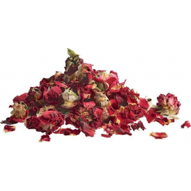 Organic Red Rose Buds 25g