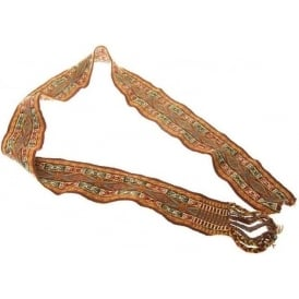 Chinchero Shaman Ceremonial Chumpi Belt (01)