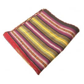 Chinchero Shaman Fine Sheep Wool Mesa (Purple - M008)