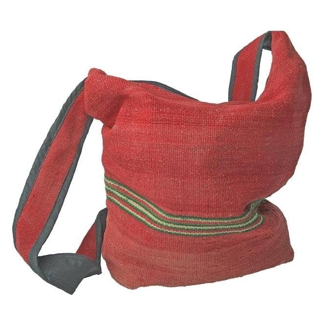 Peruvian Peru RED Shoulder Bag Uni-Sex (SH-RD-101)