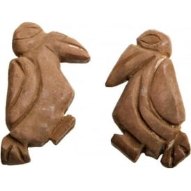 Andean Handcrafted Pachamama Stone - Eagle