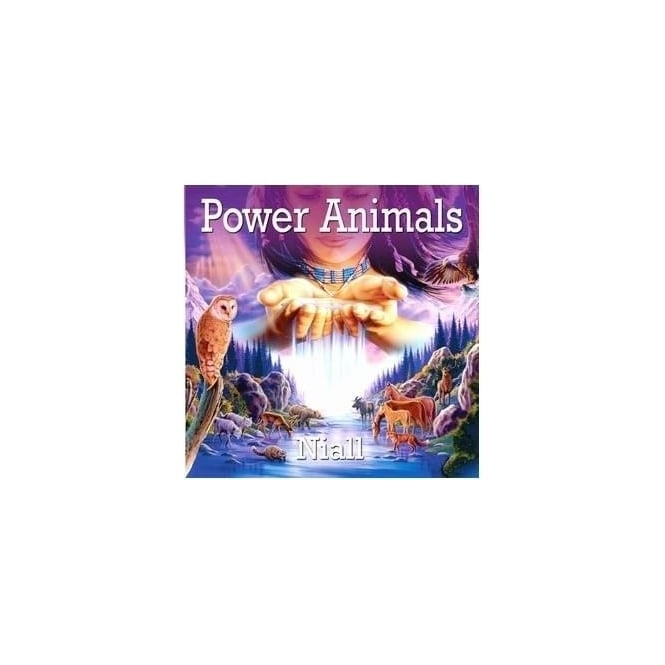 Power Animals by Niall (CD)