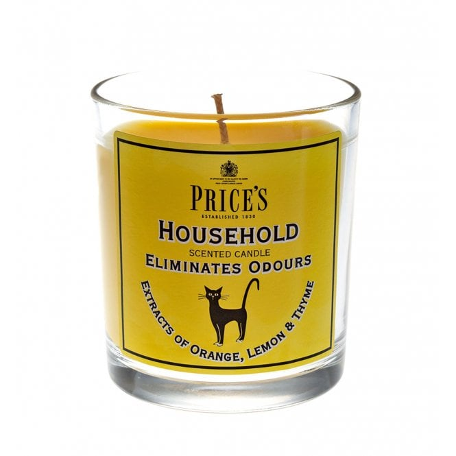 Price's British Quality Candle Makers House Hold - Eliminates Odours 45 Hours