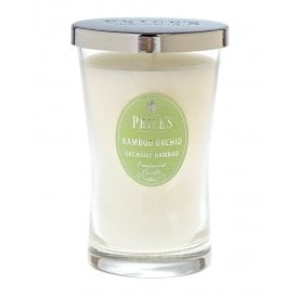Luxury Bamboo Orchid Signature Jar Candle