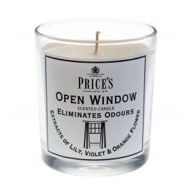 Open Window - Eliminates Odours 45 Hours