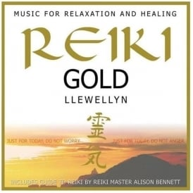 Reiki Gold by Llewellyn (CD)