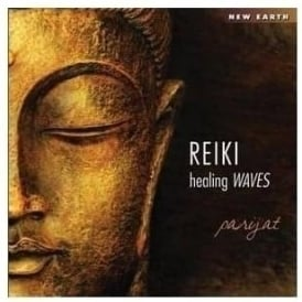 Reiki Healing Waves Parijat (CD)