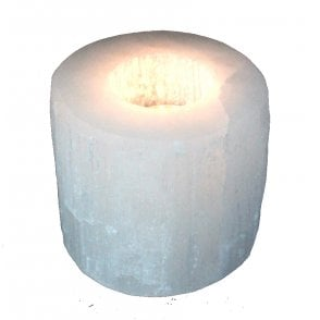 Sold Indvidually Sacred Essence Mini Glass Lantern with Plain Glass 6cm x 6cm x 8.5cm Black