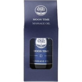 Star Child 'Moon Time' Massage Oil 100ml