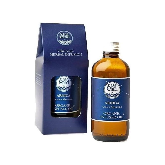 Star Child Organic Arnica Oil 100ML