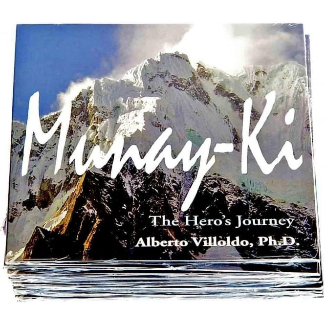The Four Winds Society - Munay Ki DVD 'The Hero's Journey'
