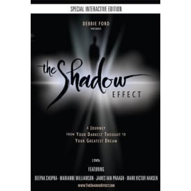 The Shadow Effect by Debbie Ford (DVD) with Extra Interactive DVD
