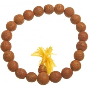 Mala Bodhi Tree Prayer with 21 Seeds 15mm