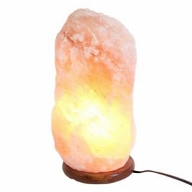 Natural Himalayan Salt Rock Lamp 12-15 kg