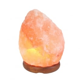 Natural Himalayan Salt Rock Lamp 2-3 kg