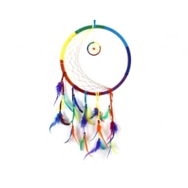 Rainbow Moon Dreamcatcher (320mm 13