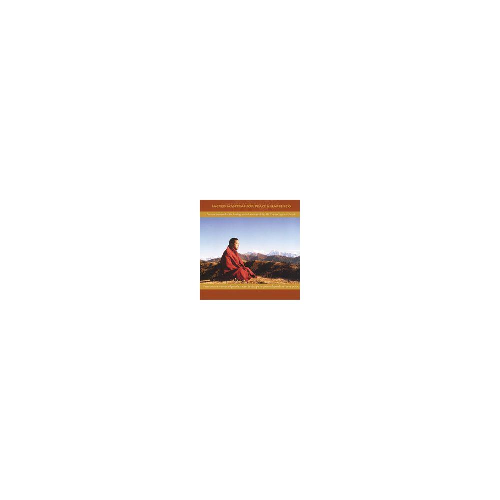 Sacred Mantras by Elliot Diamond (CD)